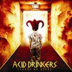 "Acid Drinkers ""Verses of Steel"""