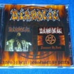 "Diabolic ""Chaos In Hell / Possessed By Death"""