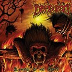"Disfigured ""Blistering of the Mouth"""