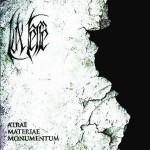 """Lux Ferre """"Atrae Materiae Monumentum"""""""