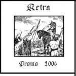"""Retra """"Promo 2006"""""""