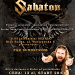 Sabaton – release party w Gdyni