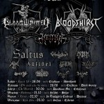 Bestial Carnage Tour