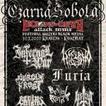 Czarna Sobota – szczegóły festiwalu