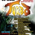 Grudniowa trasa Turbo z okazji 30-lecia zespołu
