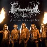 Debiutancka płyta Flammensturm