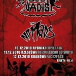 Quo Vadis i The No-Mads: Rybnik, Rzeszów, Kraków