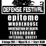 Defense Festival III