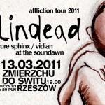 Affliction Tour 2011; Rzeszów, Klub Od Zmierzchu Do Świtu, 13.03.2011