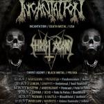 Metal Attack Tour 2011; Katowice, Mega Club, 08.05.2011