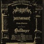 Azarath prezentuje okładkę nowej płyty i zaprasza na wrześniową trasę z  włoskim Bulldozer