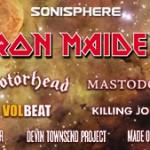 Sonisphere Festival 2011; Warszawa, Lotnisko Bemowo; 10.06.2011