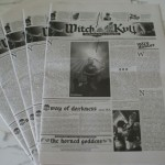 """Witch Kvlt"" 'zine #1"