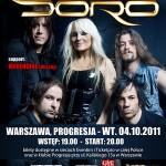 Doro w Polsce