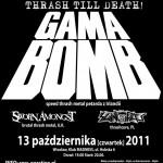 Gama Bomb we Wrocławiu