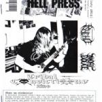 """Hell Press"" 'zine #3"