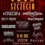 Rock In Szczecin Festival 2012
