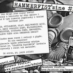 """Dwójka """"Hammerfist"""" 'zine już jest"""