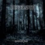 """Hegeroth """"Spectral Fear"""""""