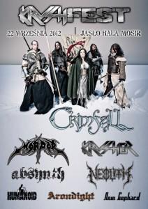 Krushfest już 22 września w Jaśle