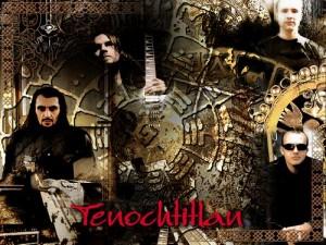 Czwarta płyta Tenochtitlan na dniach