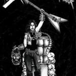 """Lucifera / Virgin Killer """"Unidas En Alchohol, Cuero Y Metal"""""""