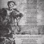 Pestilent Assault III w Krakowie już 26 października