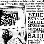 """""""Eternal Death"""" zine #3"""