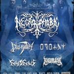 Necrophobic na trzech koncertach w Polsce już w listopadzie