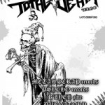 """Total Death"" 'zine #7"