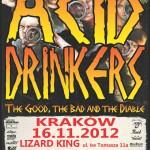 Acid Drinkers w Krakowie