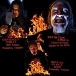 Split Revel In Flesh i Revolting końcem miesiąca