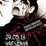 King Diamond; Warszawa, Hala Koło; 29 maja 2013