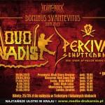 Dominus Svantevitus Tour 2013; Rzeszów, Klub Red Zone; 20.04.2013