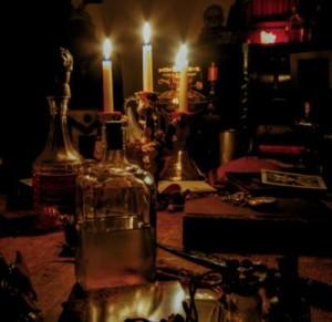 Black Magician  The Pursuivant