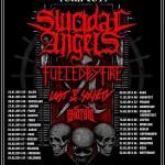 Suicidal Angels i Fueled by Fire we Wrocławiu