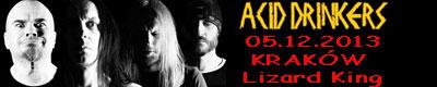 acid drinkers banner