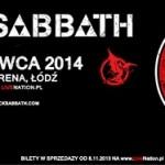 Black Sabbath w Polsce