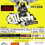 Koncert Soul Collector oraz Mech