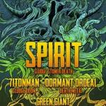 Southern Discomfort #24 – Spirit (Warszawa) + 71tonman + Green Giant + Dormant Ordeal