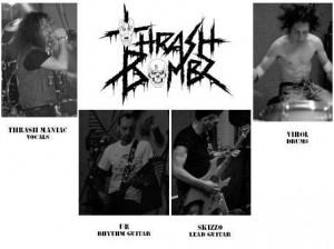 thrash bombz