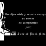 """Orcultus: """"Nie sądzę, że line up jest ważny. Niech muzyka mówi sama za siebie."""""""