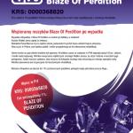 1% dla Blaze Of Perdition