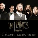 In Flames w Krakowie