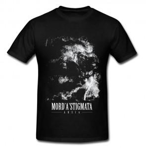 """Mord'A'Stigmata – t-shirt z okładką """"Ansia"""" na dniach dostępny"""