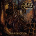 "Brutally Deceased ""Black Infernal Vortex"""