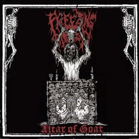 Freezing Blood - Altar Of Goat