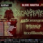 Blood Mantra: Decapitated na trasie po Polsce