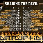 Sharing the Devil Tour