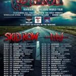 Saxon i Skid Row w Warszawie